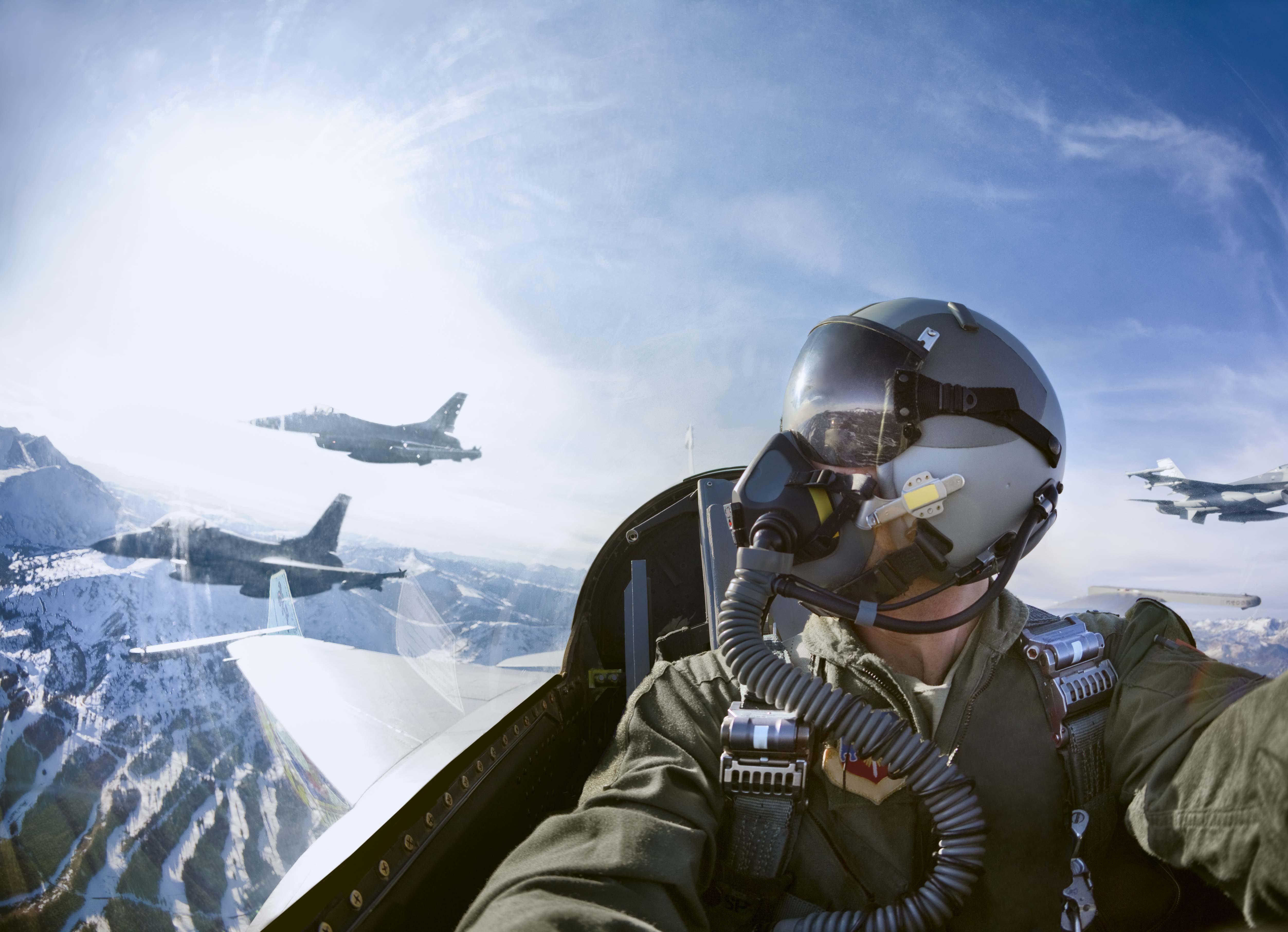 Piloti, mandibola a posto.