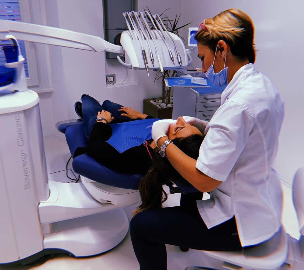 Come è utilizzato il laser in odontoiatria?